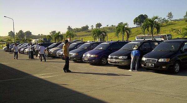 F : komunitas Hyundai Trajet Family Club (Dok.TFC)