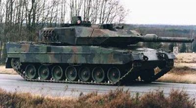Tank Leopard 2A6 Germany (foto: enemyforces.net)