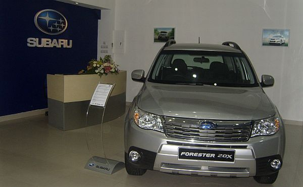 F: Dealer Subaru Surabaya (Septian P / Okezone)