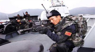 Foto : Militer China (AFP)