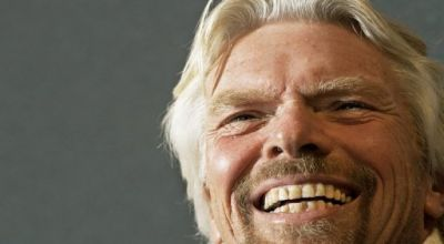 Sir Richard Branson (Foto: AFP)