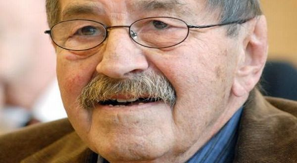 Peraih Nobel Sastra asal Jerman Guenter Grass (Foto: Top News)