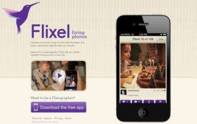 Flixel Aplikasi Iphone Untuk Bikin Gambar Bergerak Okezone Techno