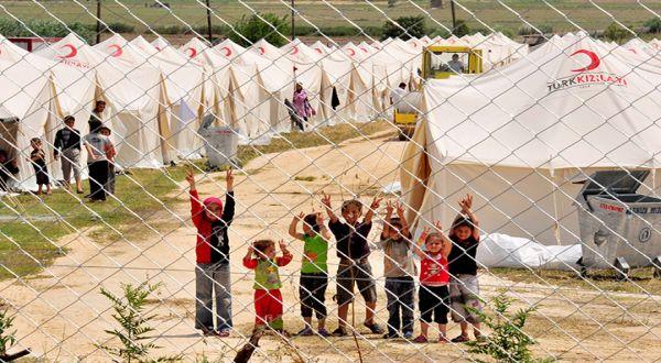 Kamp Pengungsi Suriah di Turki (Foto: The Guardian)
