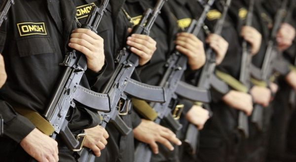 Foto : Militer Rusia (RIA)