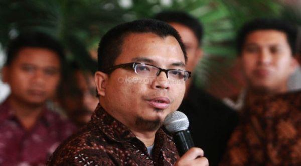 Denny Indrayana (foto: Okezone)