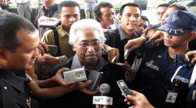 Adnan Buyung Nasution (foto: Okezone)