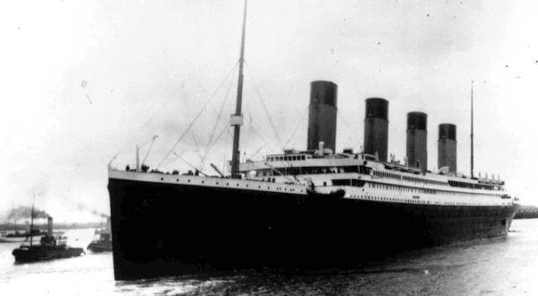 Kapal RMS Titanic (Foto: AP)