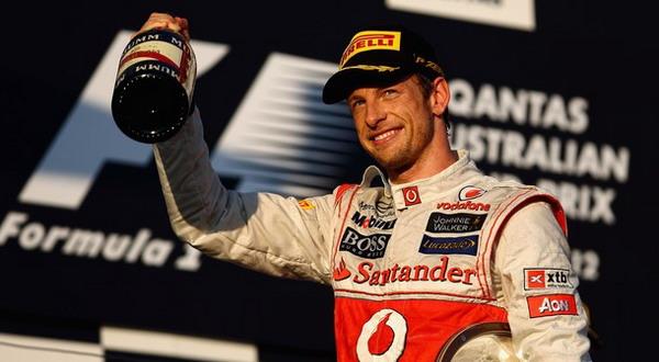 Jenson Button. (Foto: Daylife)