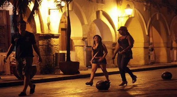 Foto : Kota Cartagena (reuters)
