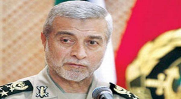 Mayjen Ataollah Salehi (Foto: Taghrib News)