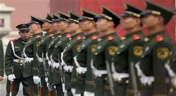 Militer China (Foto: Reuters)