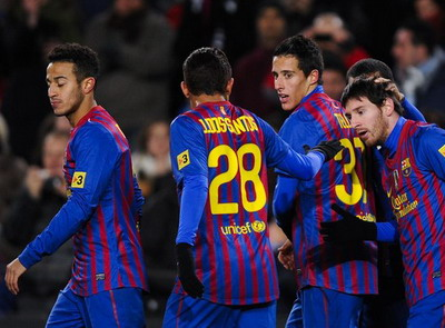 Barcelona. (Foto: Getty Images)