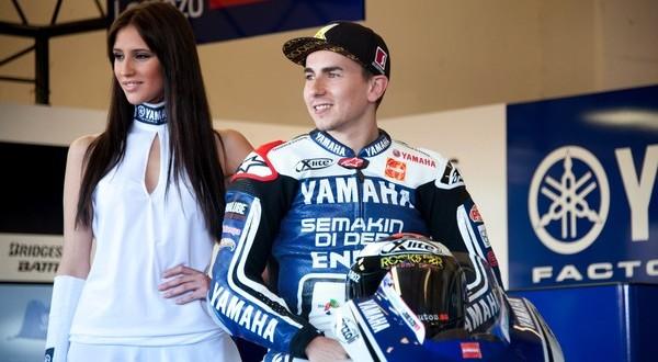 Jorge Lorenzo Guerrero (kanan) ingin menghabiskan karier bersama Yamaha (Foto: Getty Images)