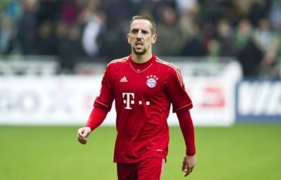 Franck Ribery. (Foto: Getty Images)