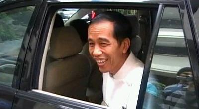 Jokowi (Foto: Dok Okezone)