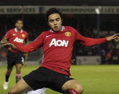 Fabio da Silva. (Foto: Reuters)