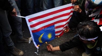 3x24 Jam, LSM Bendera Akan Sweeping Warga Malaysia