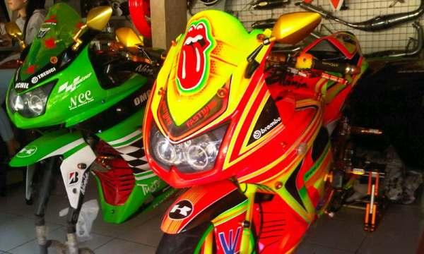 F: Angga Racing Mobiek (Aditya M/Okezone)
