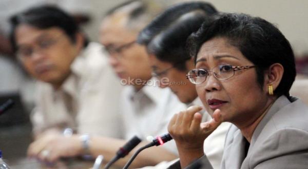 Menteri Kesehatan Endang Rahayu Sedyaningsih (Heru Haryono/Okezone)