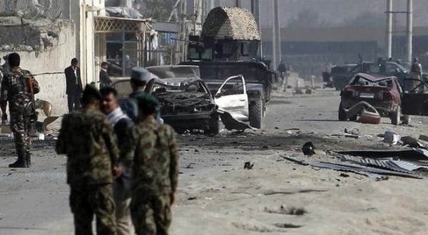 Ledakan bom di timur Ibu Kota Kabul, Afghanistan (Presstv)
