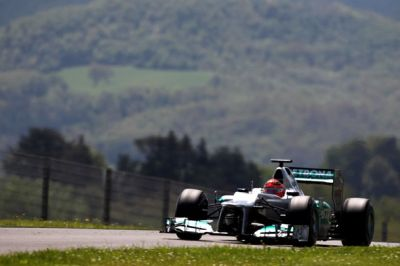 Michael Schumacher. (Foto: Getty Images)