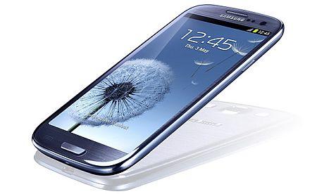 Spesifikasi Lengkap Galaxy S III