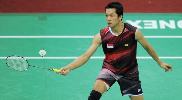 Taufik Hidayat masih menjadi andalan Indonesia di tim Thomas Cup (Foto: Getty Images)