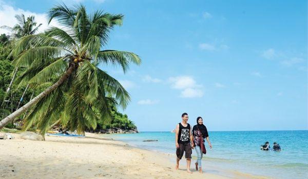 Pulau Tioman, Malaysia (Foto: CNNGo)