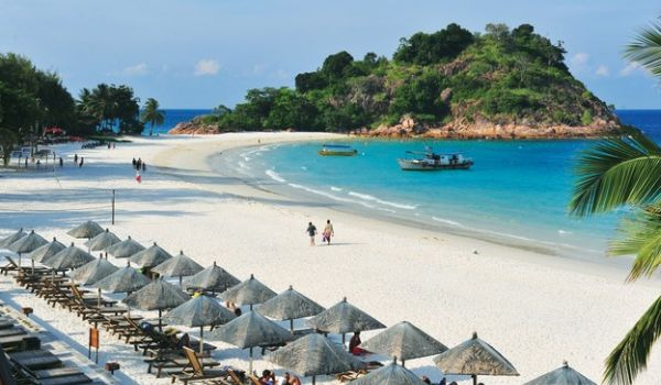 Kepulauan Redang, Malaysia (Foto: CNNGo)
