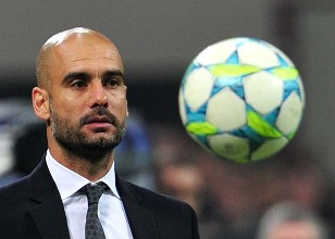 Josep Guardiola (Foto:Getty)