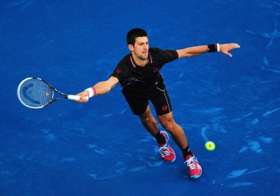Novak Djokovic. (Foto: Getty Images)