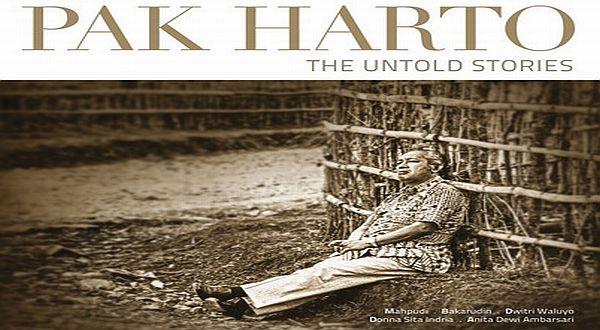 Foto : Buku Pak Harto