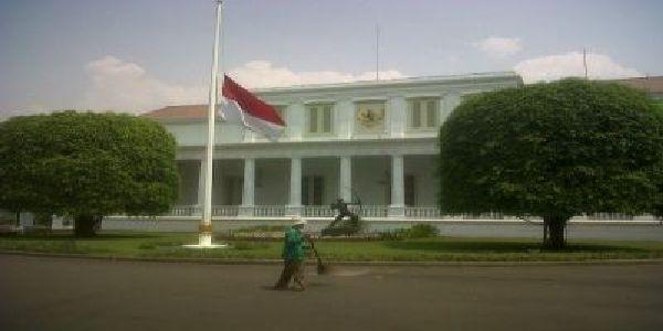 Istana Negara (foto:Yudha/okezone)