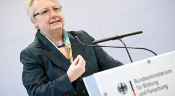 Mendiknas Jerman Anette Schavan menghadapi tuduhan plagiat pada tesisnya. (Foto: corbis.com)