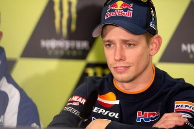 Stoner mengumumkan pesiun dari MotoGP (Foto: Getty Images)