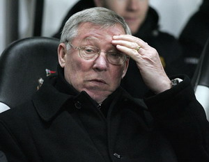 Sir Alex Ferguson.(foto:Daylife)