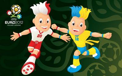 Maskot Euro 2012.(foto:UEFA)