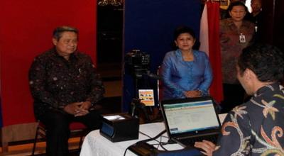 SBY Larang Ani Yudhoyono Nyapres
