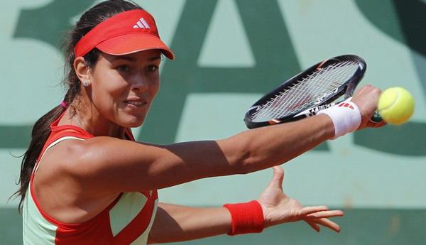 Ana Ivanovic merupakan peraih French Open pada 2008 silam/Getty Images