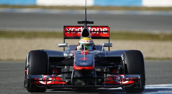 pembalap McLaren Lewis Hamilton (Foto: Getty)