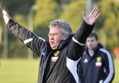 Guus Hiddink. (Foto: Reuters)