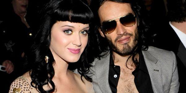 Russell Brand Minta Katy Perry Tak Libatkan Dirinya di Film