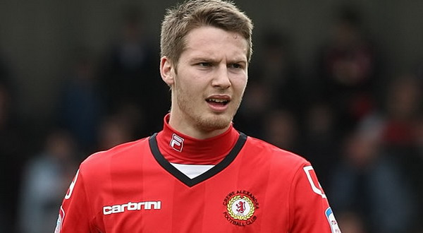 Nick Powell (Foto: Getty)
