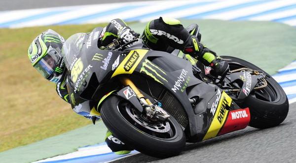 Cal Crutchlow penasaran ingin meraih podium perdananya di MotoGP/Getty Images