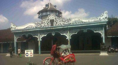 Keraton Surakarta (foto: Bramantyo/okezone)