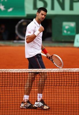 Novak Djokovic. (Foto: Getty Images)