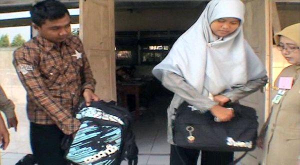 Suasana Ujian Tulis SNMPTN (Foto: Septyantoro/Okezone)