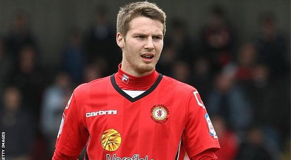 Nick Powell (Foto:BBC Sport)