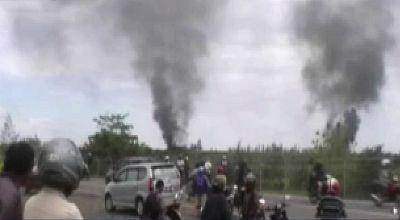 Ilustrasi bentrokan di Papua (Dok: RCTI)